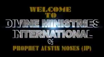 Prophet Austin Moses  Your Role in Prophecy