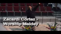 Zacardi Cortez WORSHIP Medley & Praise Break w_ Minister Q Barnes!.flv