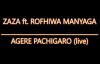 Zaza ft Rofhiwa Manyaga Agere Pachigaro live 2016.mp4
