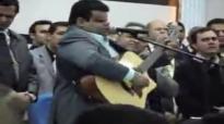 CLAYTON QUEIROZ CANTA E MATTOS NASCT RECEBE PROFECIA
