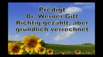 Richtig gezählt aber gründlich verrechnet Vortrag von und mit Dr.Werner Gitt.flv