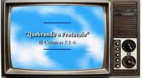 Pastor Marco Feliciano  Quebrando o Protocolo  Pregao Evanglica Completa 2015