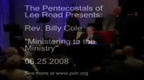 Rev. Billy Cole declares POLR place of refuge