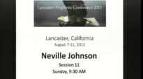 Neville Johnson, Lancaster Prophetic Conference 1111