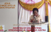 Jesus is made unto us Sanctification by Pastor Rachel Aronokhale  Anointing of God Ministries 2021.mp4