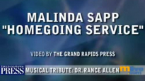 Something About the Name Jesus- Dr. Rance Allen Sings Malinda Sapp Homegoing.flv