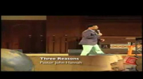 Three Things You Must Be About  Pastor John Hannah Wow! This is a MUST WATCH Video