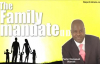 The family mandate (II) - Pastor Emmanuel Olumide.mp4