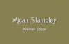 Micah Stampley - Another Place.flv
