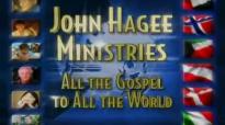 John Hagee Today, Angels  Demons Gods Secret Agents Part 1
