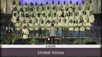 War United Voices Choir w_ Praise Break (Holy Spirit Moved).flv