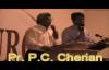 Sermon Pastor P C  Cherian Part 2 of 3