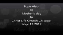 Tope Alabi @ Chicago.flv