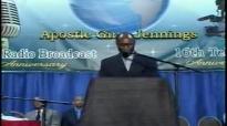 Pastor Gino Jennings Truth of God Broadcast 987-988 Memphis Friday Night Service Raw Footage!.flv