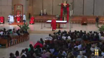 Palm Sunday Homily at the Cathedral, Bishop Robert Barron (3_20_2016).flv