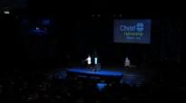 John Maxwell teaching Laws of Growth for 2013 at Christ Fellowship Church   Author Preacher Speaker