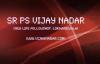 Sr. Ps. Vijay Nadar - Overcoming Lie by Living in the Truth - Part 2.flv