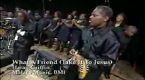 What A Friend (Take It To Jesus) - Willie Neal Johnson & The Gospel Keynotes.flv
