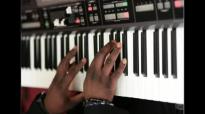 Israel Houghton  Hosanna Be Lifted Higher  Piano Instrumental