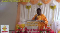 Living Steadfast in Christ by Pastor Thomas Aronokhale  Anointing of God Ministries AOGM June 2021.mp4