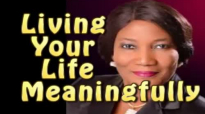 Rev Mrs Funke Felix-Adejumo. living your life meaningfully.mp4