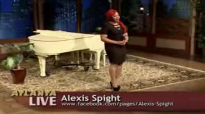 Alexis Spight All The Glory on Atlanta Live.flv