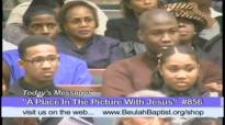 Rev. Jerry D. Black, Sermon Previews One