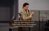Are You Searching for Joy - Sermon by Pastor Peter Paul.flv