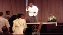 Pastor Kenton Rogers @ Back to Pentecost Choir Concert.flv
