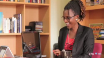 Lunch break is for eating. Kansiime Anne. African.mp4