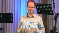 Pastor Axel Dohle - Hilfe ich vergleiche mich.flv