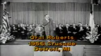 Oral Roberts The Emotions of Jesus