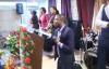 Michel Bakenda temps d'adoration à l'église open door.flv