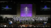 I Really Love The Lord Shirley Jacobs w_ Fellowship Chorale (Gospel Song).flv