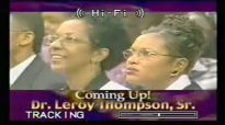 Dr. Leroy Thompson  Different Levels Of Healing Pt.2