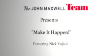 Video 3 of 5 Nick Vujicic's Make it Happen!.flv