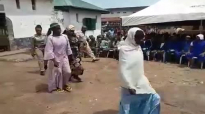 They are women and aught to be handle with care. But not in Nigerian prisons. Help to fight for them.mp4