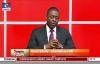 It Is Dangerous To Declare War Against Corruption - Prof. Lumumba.mp4