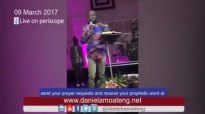 PROPHECY CONFIRMATIONS BY PROPHET DANIEL AMOATENG .(PRAYER AGAINST TERRORISM and.mp4