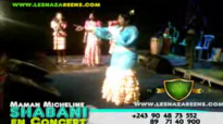 Exclusivite Concert Live Maman Micheline SHABANI.flv