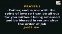 Bishop OyedepoCovenant Hour Of Prayer July 9,2015