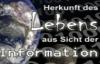 Dr. Werner Gitt - Herkunft des Lebens aus Sicht der Informatik (2007).flv