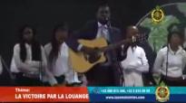 Pasteur athoms MBUMA, La victoire par louange ( Enseignement Biblique).flv
