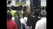 Rev. Timothy Wright Singing the Fire baptized Praise.flv
