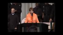 Dorinda Clark Cole Prayer of Consercration.flv