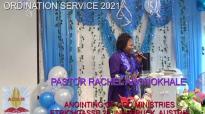 Ordination Service  Pastor Rachel Aronokhale  Anointing of God Ministries August 2021.mp4