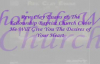 Audio He Will Give You the Desires of Your Heart_ Rev. Clay Evans & The Ship.flv