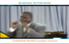 Bishop Michael Hutton - Wood - Cure For Financial Hardship Part 4 of 6.flv