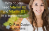 Vitamin D3 and K2 Facts  Why you need vitamin D3 and K2 in a supplement