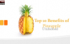 Top 10 Benefits of Pineapple  Pineapple Benefits